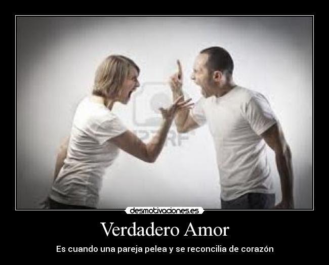 Verdadero Amor Desmotivaciones