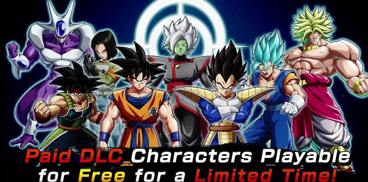 Dragon Ball Fighterz Characters Dlc