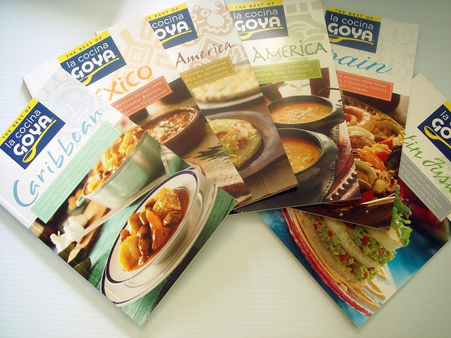 75th Anniversary Series Goya® Recipe Booklets