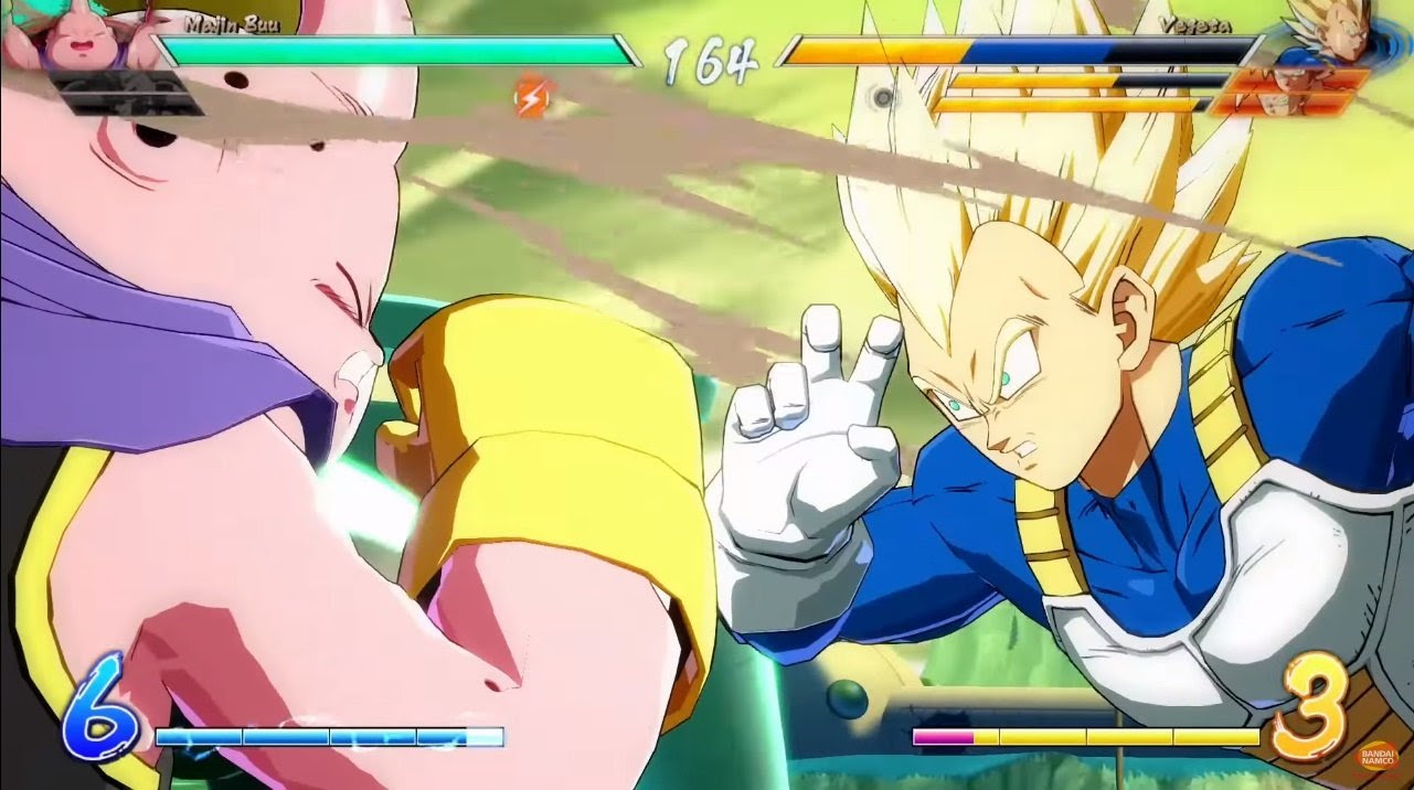 Dragon Ball FighterZ character details coming soon screenshot