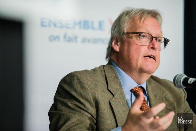 Gaétan Barrette, ministre québécois de la Santé... (PHOTO EDOUARD PLANTE-FRÉCHETTE, ARCHIVES LA PRESSE)