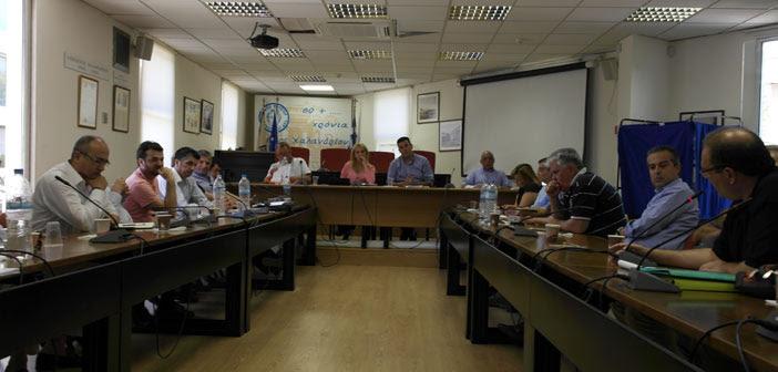 Ενημερωτική συνάντηση Ρένας Δούρου με δημάρχους από τον Βόρειο Τομέα Αθηνών.