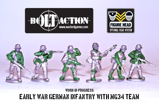 BEF Early War German