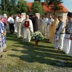 Vizita pastorala in parohia Sanmihaiu Roman (1)