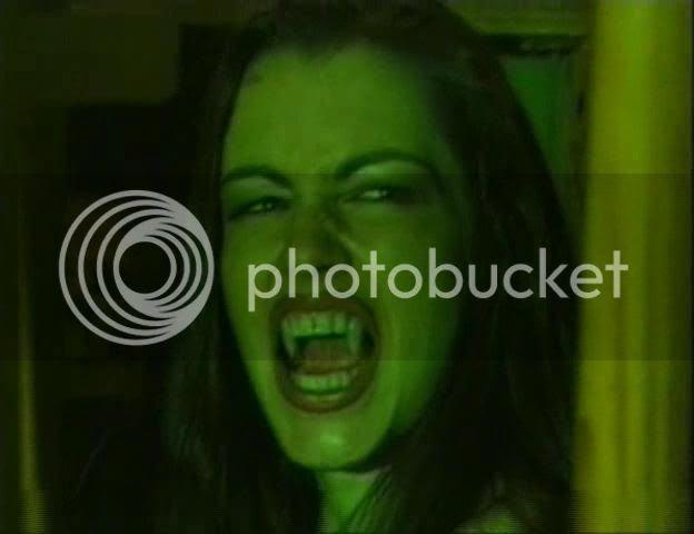 caged vampire