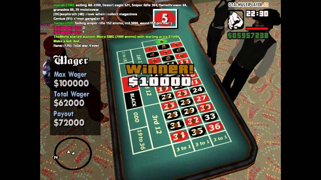 How to play roulette at the casino gta 5