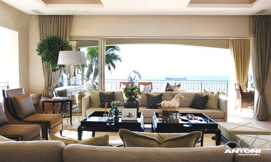 Luxury interior design at Avenue Marina, South Africa « Adelto Adelto