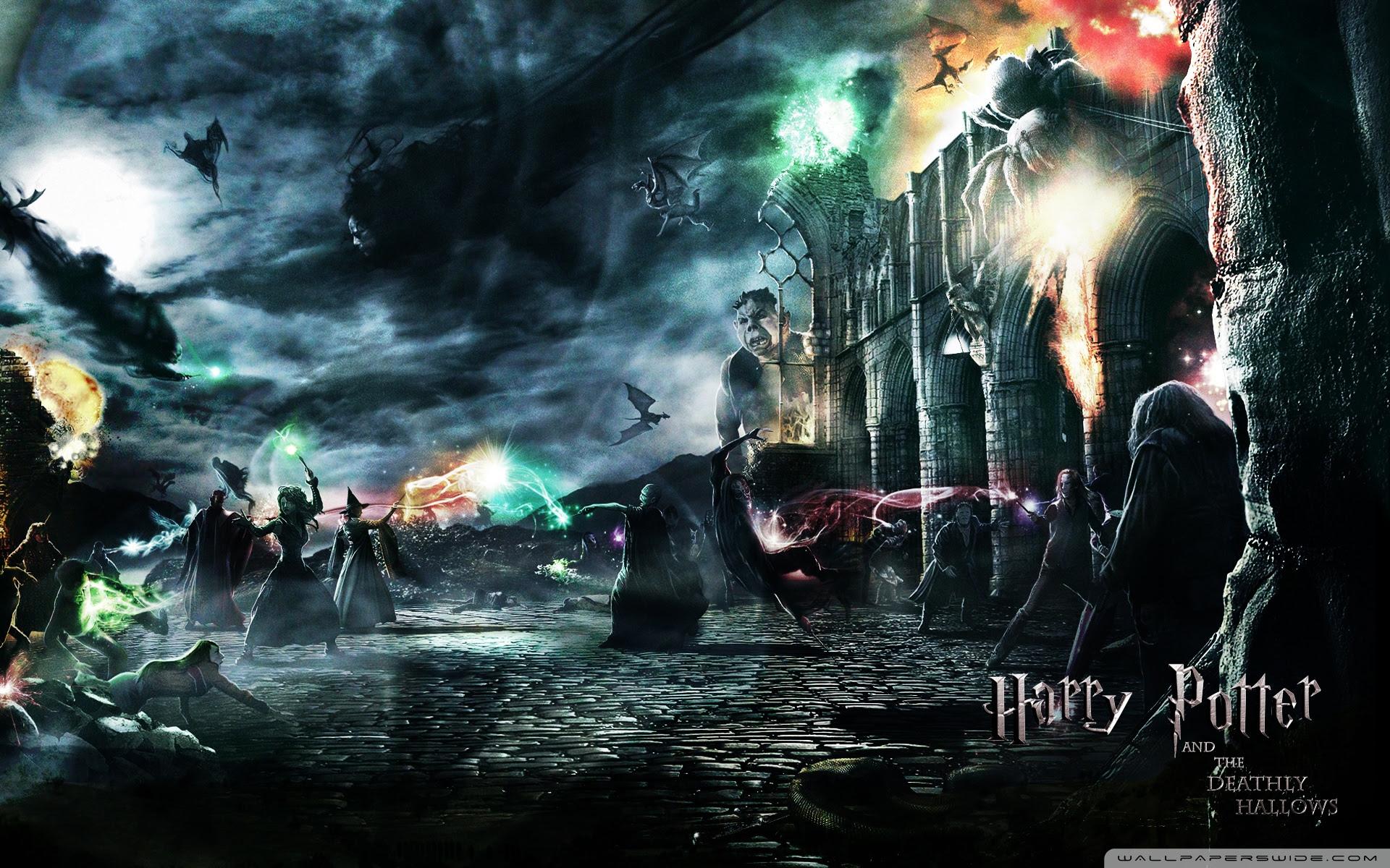 Harry Potter ハリーポッター 壁紙 33045833 ファンポップ