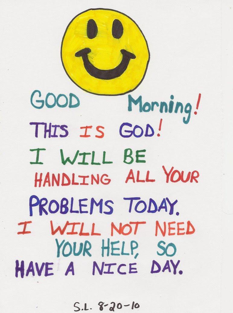 Good Morning God Images Traffic Club