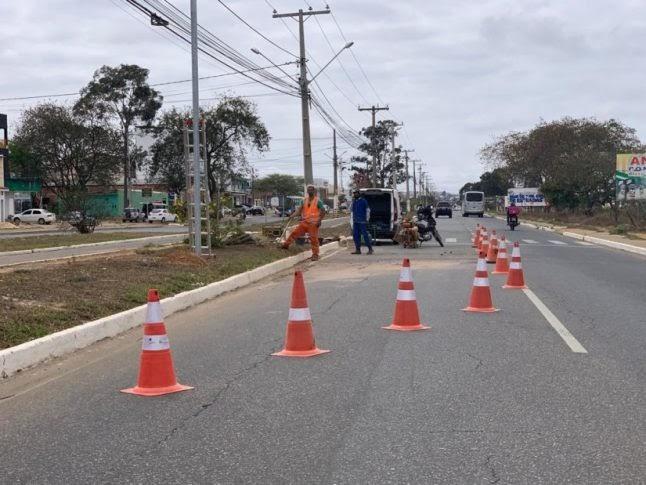 CONQUISTA | Novos radares são instalados na Brumado e outras vias também devem receber mais dispositivo