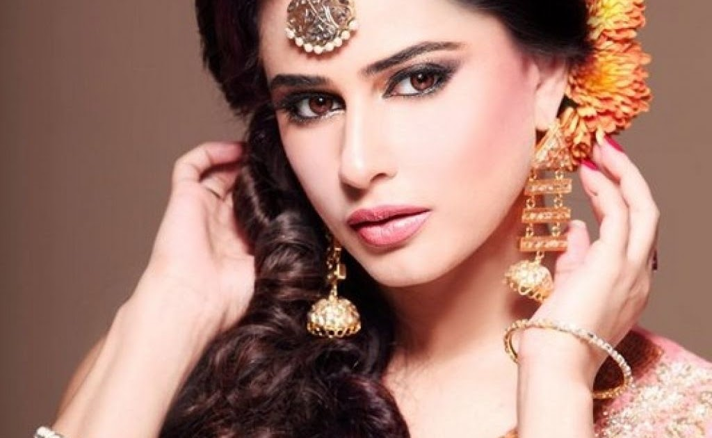Hairstyles For Long Hair Pakistani