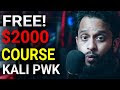 Learn Kali Linux Advanced For FREE Worth PWK $2000