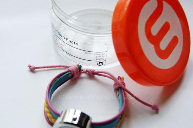 Watch from Winky Designs