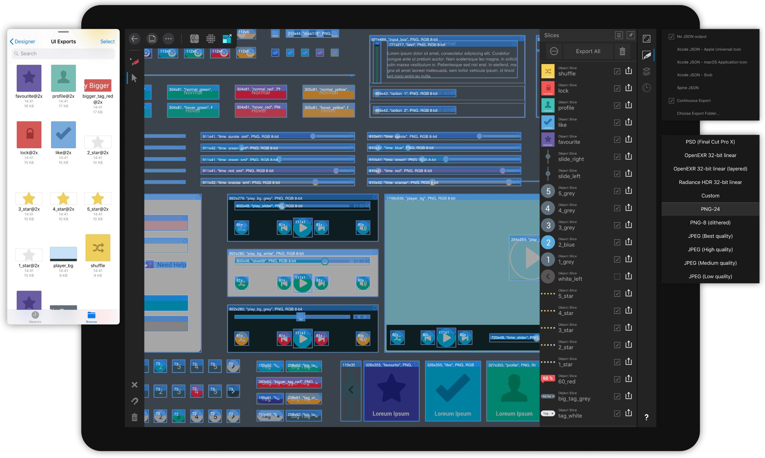Affinity Designer for iPad review an incredible amount of