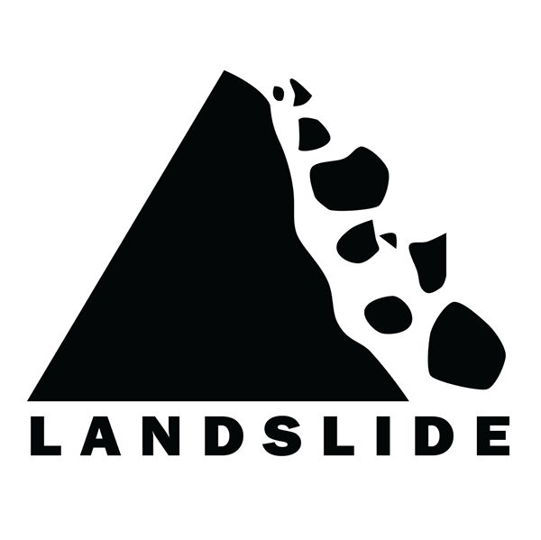 Image result for landslide graphics