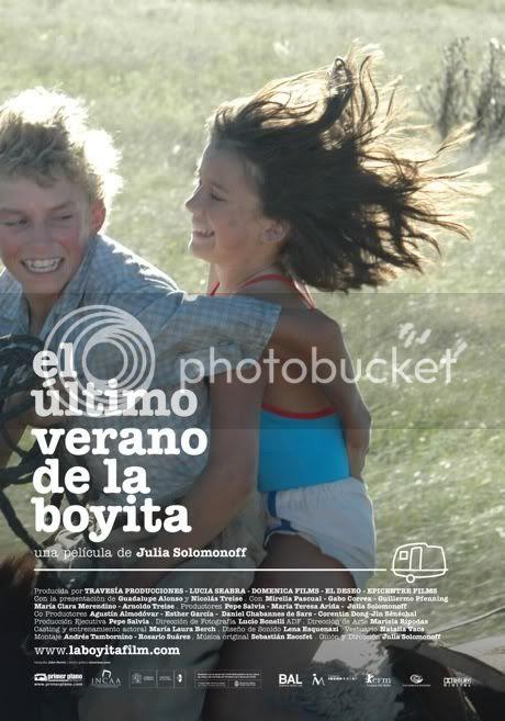 El último verano de la Boyita O Verão da Boyita