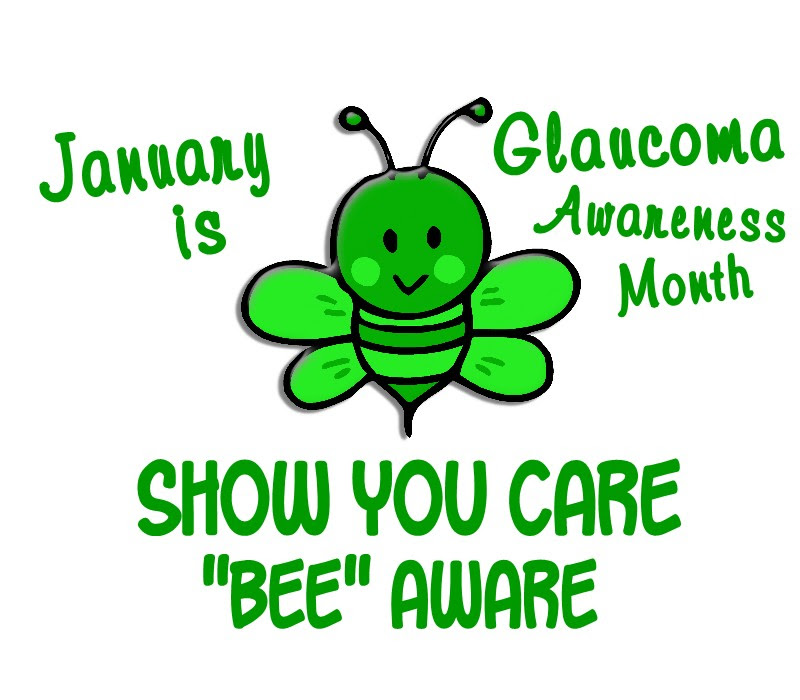 Glaucoma Awareness Month BEE 1