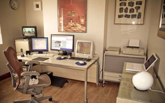 Εντυπωσιακά γραφεία στο σπίτι (18)