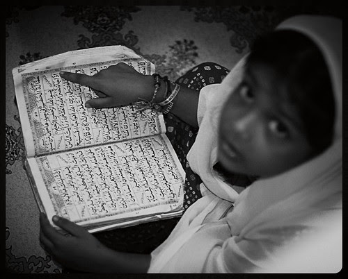 Learning The Meaning Of Faith .. Childhood Memories Of a Muslim Child by firoze shakir photographerno1