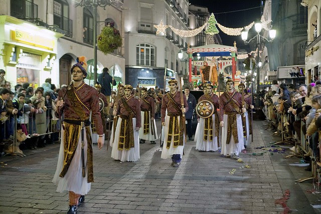 Cabalgata de Reyes - Daniel Marcos -