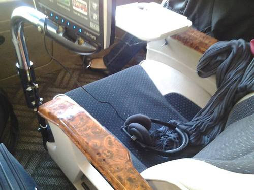 Seat 1B