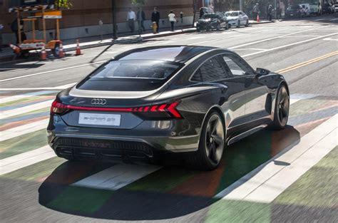 audi  tron gt concept   drive  electric