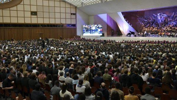 """Synode des jeunes : """"Vous n'avez pas de prix !"""""""