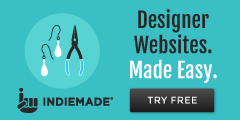 IndieMade.com Websites Made Easy for Jewelry Designers