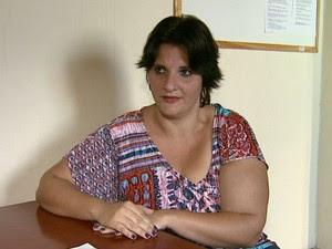 Portadora de deficiência desempregada afirmou existir preconceitos  (Foto: Adriano Ferreira/EPTV)