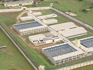 Penitenciária II de Presidente Venceslau é uma das cinco em que ainda há vagas (Foto: Reprodução/TV Fronteira)