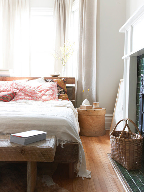 Cozy Bedroom Inspiration For Fall