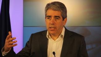 Francesc Homs reclama a Ada Colau que deixi l'activisme i que exerceixi d'alcaldessa (ACN)