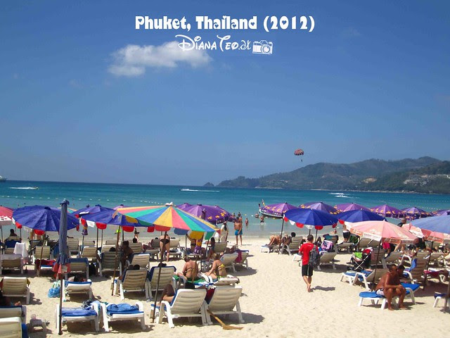 Phuket Day 2 - Patong Beach 02