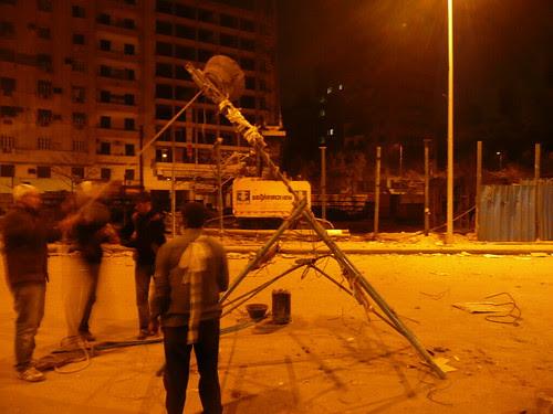 Battle of Tahrir Square