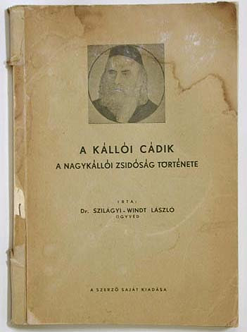 Der Zaddik von Nagykálló