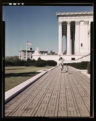 U.S. Supreme Court Building, Washington, D.C. ...