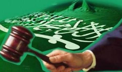 Pengadilan Arab Saudi (ilustrasi)