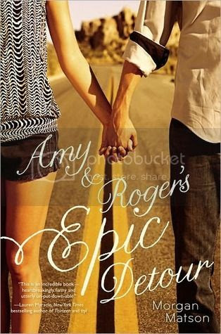 https://www.goodreads.com/book/show/7664334-amy-roger-s-epic-detour