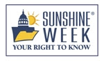 English: Sunshine Week Logo