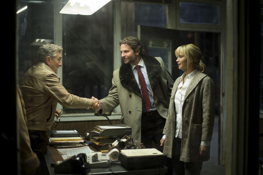 Joy: O Nome do Sucesso : Foto Bradley Cooper, Jennifer Lawrence, Robert De Niro