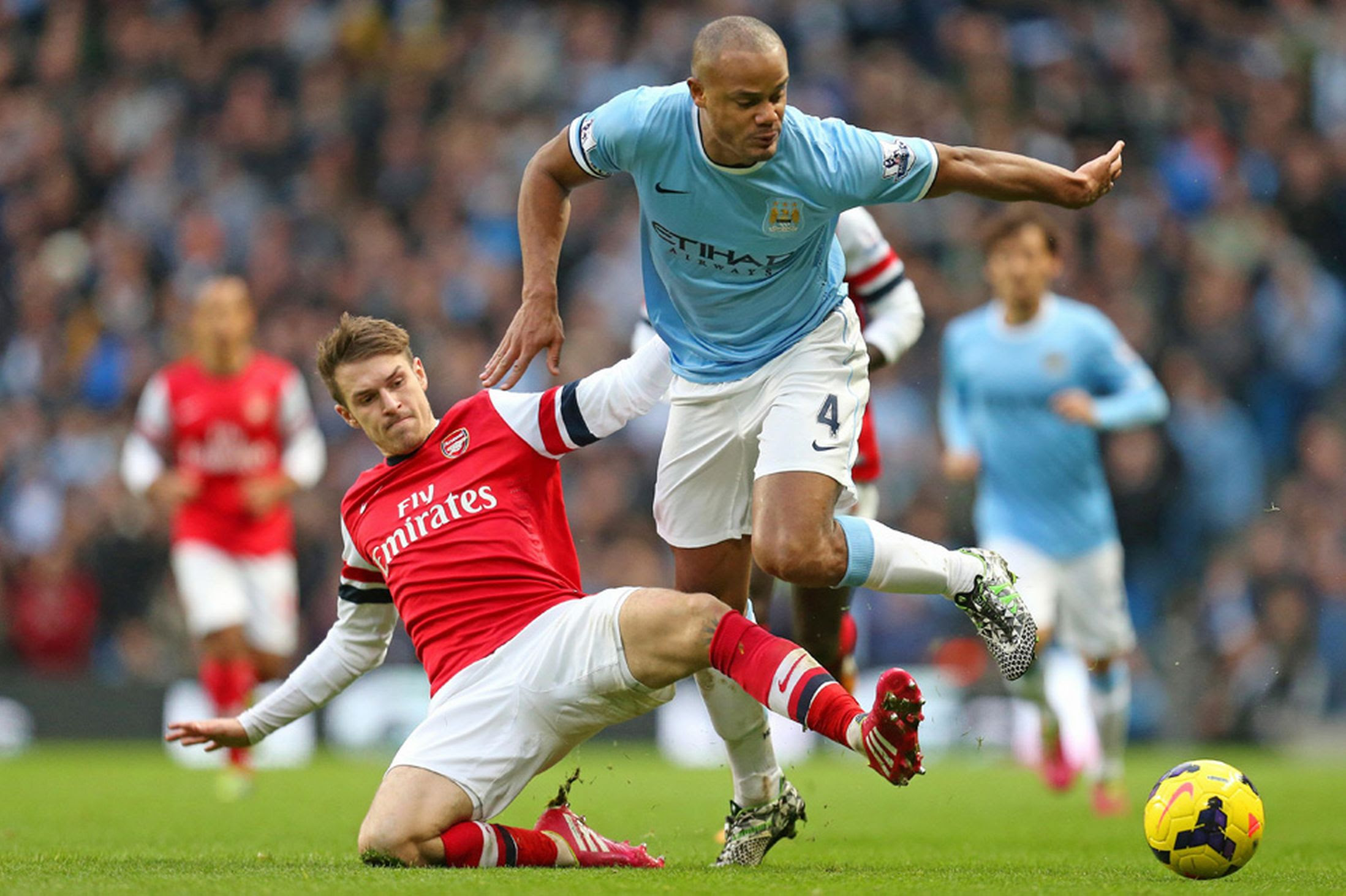 Arsenal vs Manchester City Preview - Arsenal Action ...