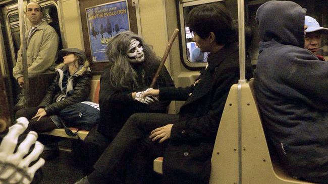 Halloween, NYC