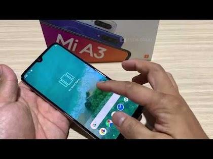 Hướng dẫn Hard Reset Xiaomi Mi A3
