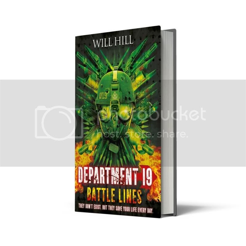 Battle Lines by Will Hill