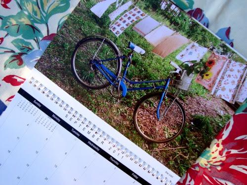 calendar bike
