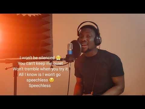Speechless - Naomi Scott ( Toby Octave Cover )