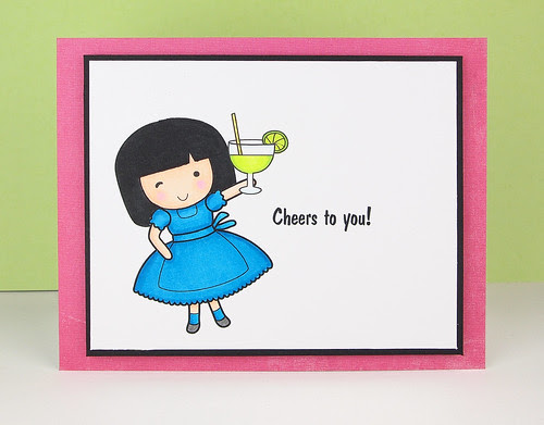 Cheers to You--Deasy Designs