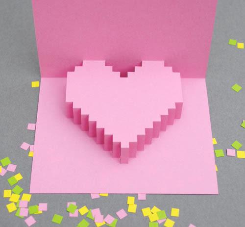 Manualidad 5 Tarjetas De San Valentín Diy Fáciles Bonitas Y Divertidas