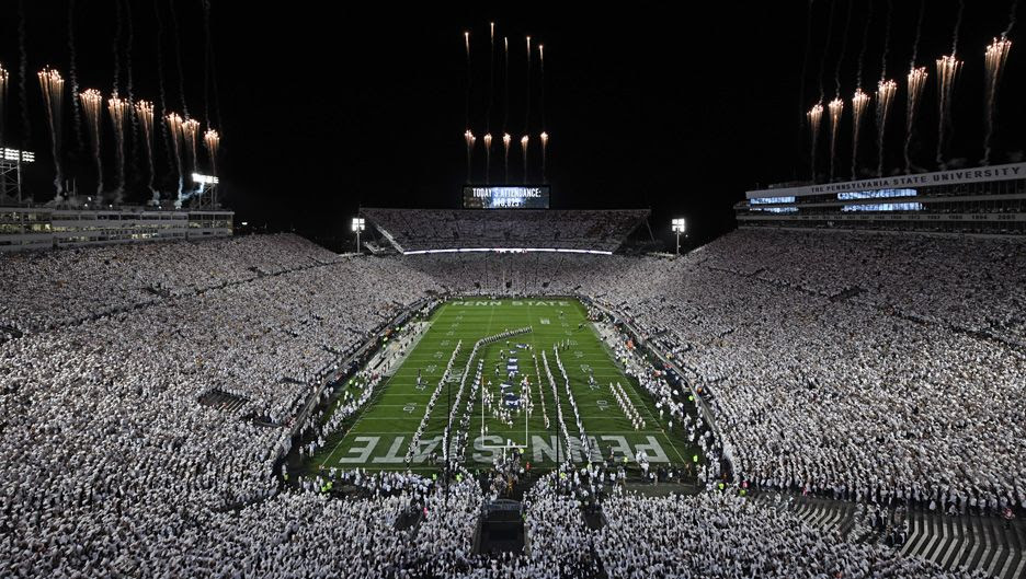 Penn State Nittany Lions Vs Michigan