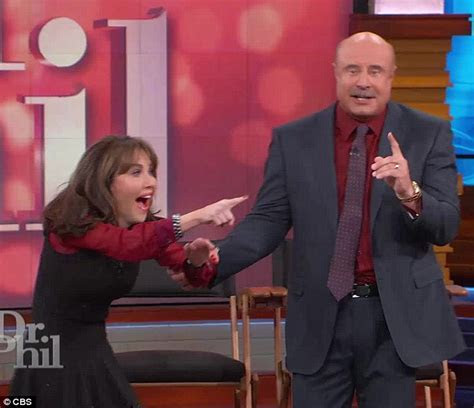 Dr. Phil surprises his wife Robin with Valentine's Day